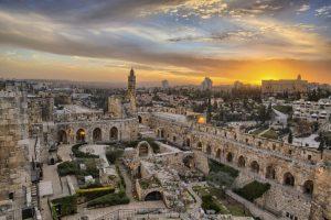 Jeruzalém | amfiteátr Brechat Hasultan (Sultánův bazén)