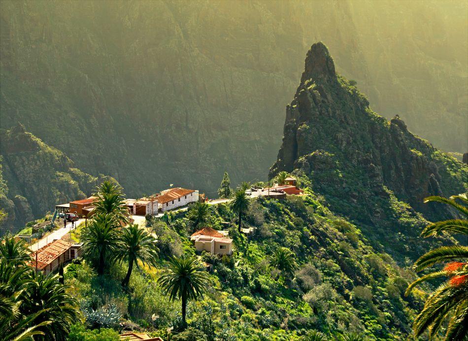 Kanárské ostrovy Tenerife trochu jinak – sever