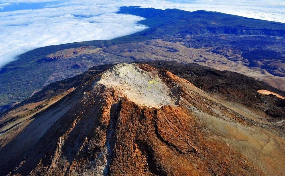 Kanárské ostrovy Tenerife trochu jinak – jih