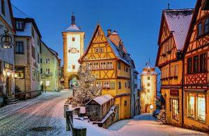 Bavorské Vánoce – sleva 200Kč na termín 15.-16.prosince 2018