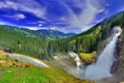 Tyrolsko anejkrásnější místa Alp