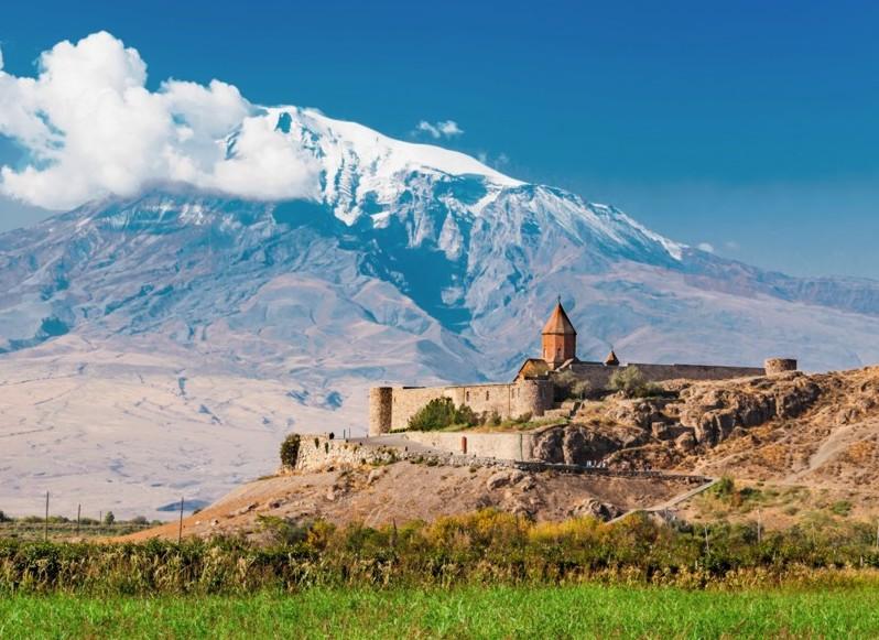 Gruzie / Arménie | Pojižním Kavkaze