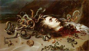 Peter Paul Rubens – Hlava Medusy ve vídeňské galerii