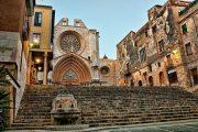 Putování Katalánskem aBaskickem skoupáním