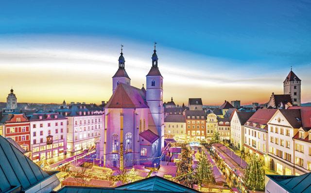 Kouzlo adventu vMnichově aŘezně