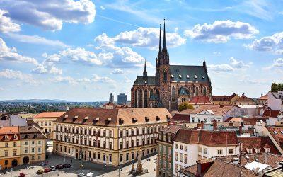 Brno je zlatá loď. Já chcu do Brna!