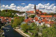 Jižní Čechy subytováním vČeském Krumlově