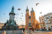 Královské město Krakov asolné doly Vělička