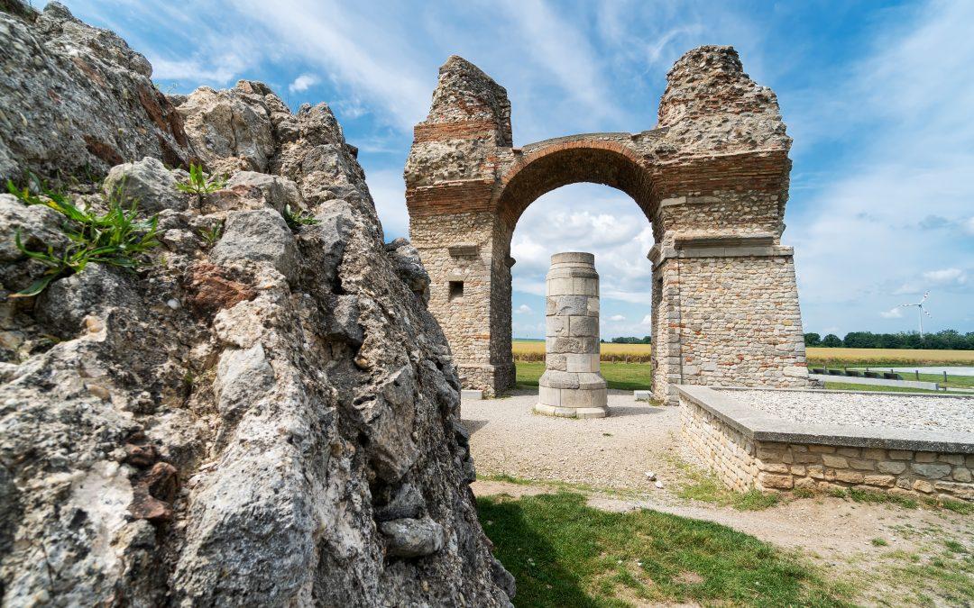 Římské památky ve vídeňských Pompejích