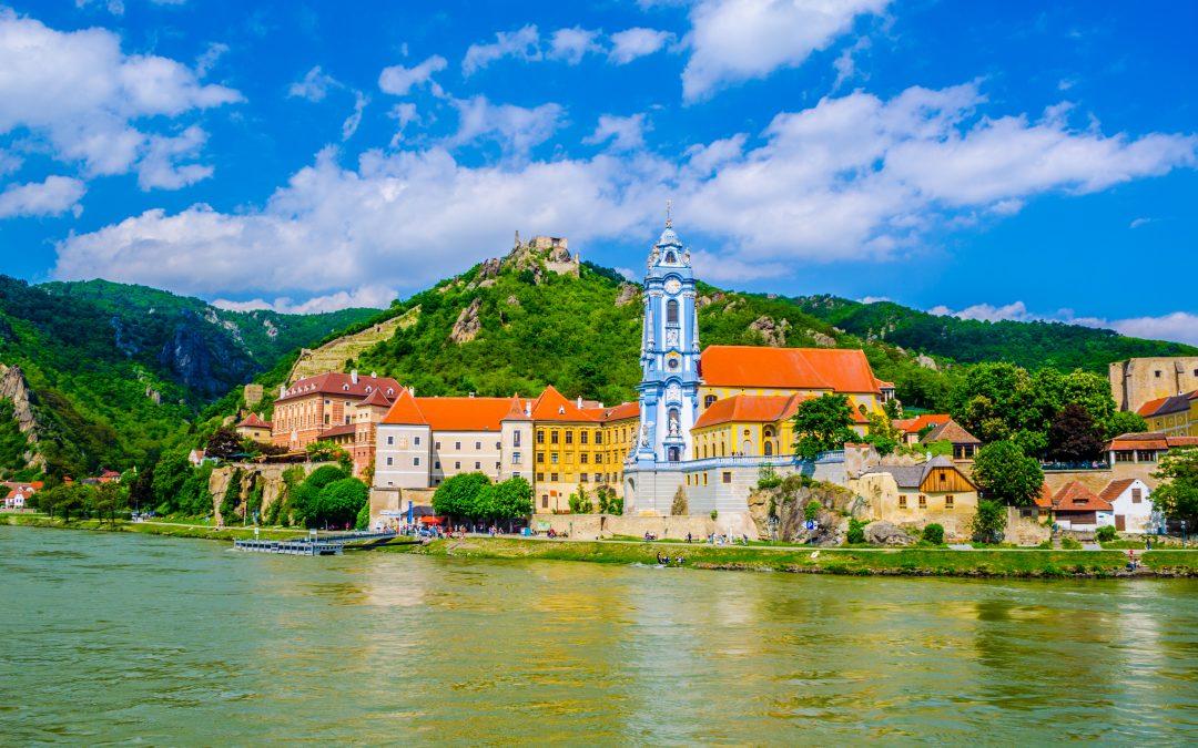 Romantické údolí Wachau | splavbou lodí