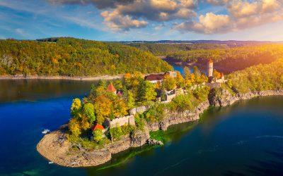 Hrady, zámky adalší krásy jižních Čech