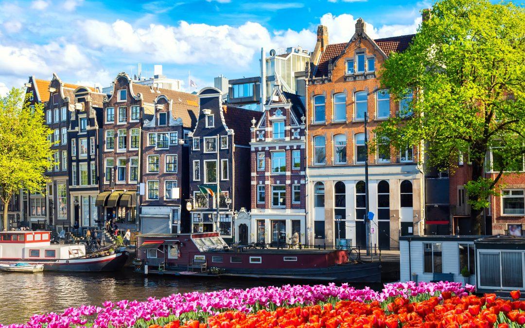 Velký okruh zeměmi Beneluxu