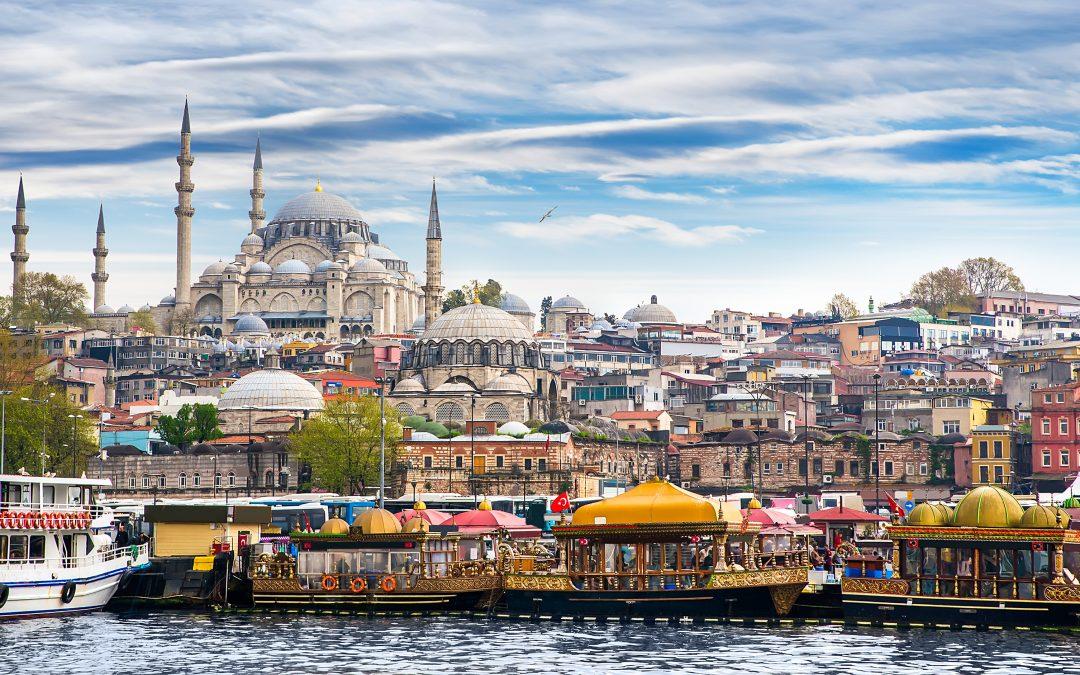 Istanbul letecky