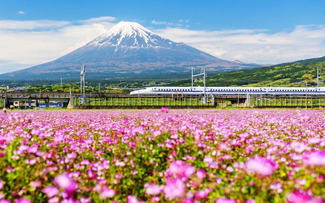 Japonsko – Země vycházejícího slunce