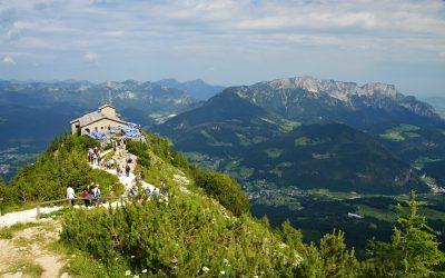 Hitlerovo Orlí hnízdo, Vysoké Taury aSalcburk