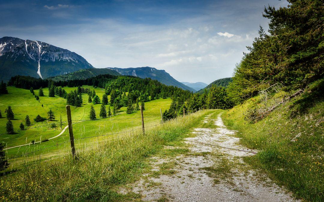 Schneeberg – výstup na nejvyšší horu Dolních Rakous